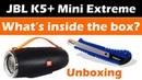 K5 Mini Xtreme Unboxing Whats Inside the Box UrduFolder