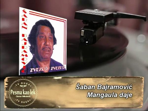 PESMA KAO LEK - Secanje Saban Bajramovic - (Tv Duga Plus 2017)