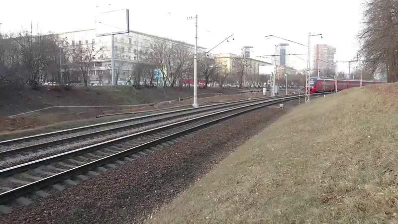 Электропоезд ЭШ2-022