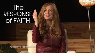 The Response Of Faith - YouTube