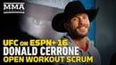 Donald Cerrone Talks How He'd Fight Khabib Nurmagomedov: 'What If I Take Him Down?' - MMA Fighting