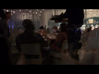 Kylie jenner in nobu monte-carlo