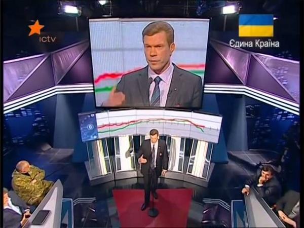 Царёв на ICTV Свобода слова 14 04 2014