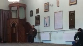 Хадис о искренности - шейх Ильяс Умаров, Харьков  г.