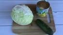 Новый Салат из Свежей Капусты! За 5 минут! Быстро и вкусно!