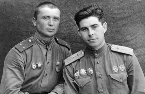 Космонавты-участники Великой Отечественной войны, изображение №10