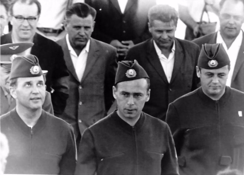 Космонавты-участники Великой Отечественной войны, изображение №25