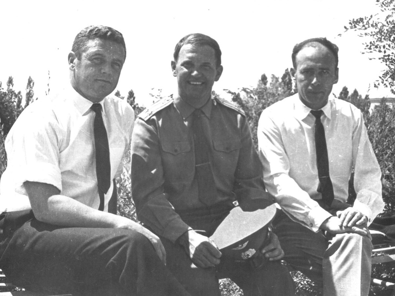 Космонавты-участники Великой Отечественной войны, изображение №24