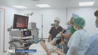 В вологодской клинической больнице прошел уникальный мастер-класс для врачей-эндоскопистов
