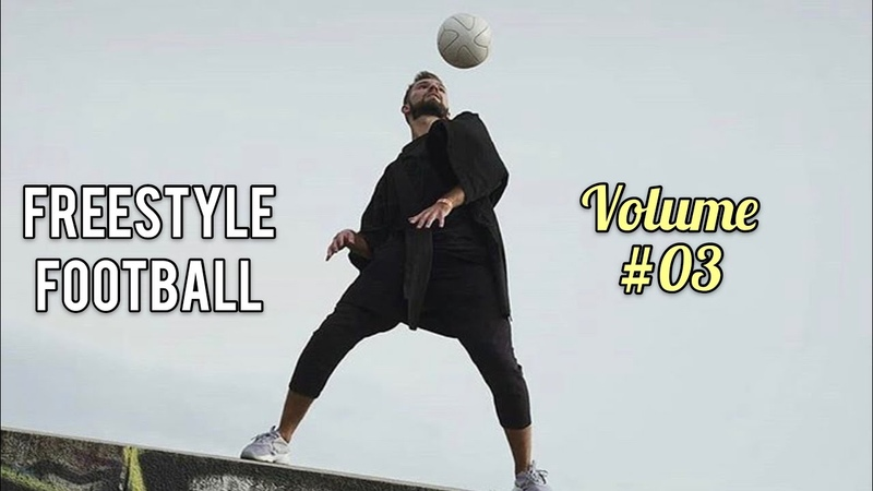 Freestyle Football Compilation 03