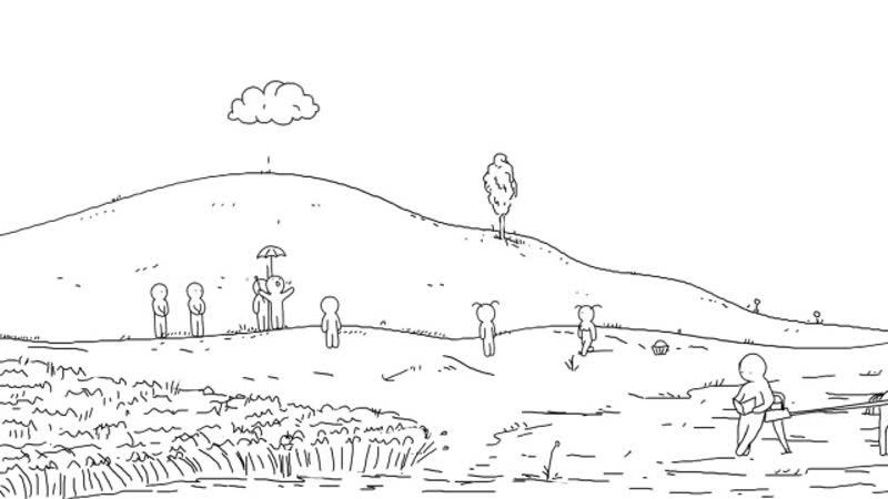 V Мультфильм про религию с юмором и в точку мат