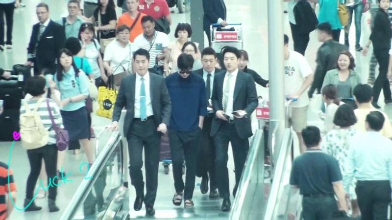 직캠 Leeminho 07 04 Incheon Airport by LUCK2 смотреть онлайн без регистрации