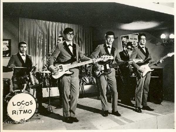 LOS LOCOS DEL RITMO ( 11 canciones de los 60's).