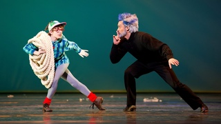 Peter and The Wolf (The Royal Ballet/The Royal Ballet School) StayAtHome OurHouseToYourHouse