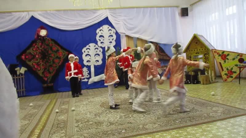 мастер класс в 378 детском саду Русское чудо сибирские валенки 0330
