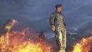 Смерть Гоуста и Роуча Call Of Duty Modern Warfare 2 Remasted.