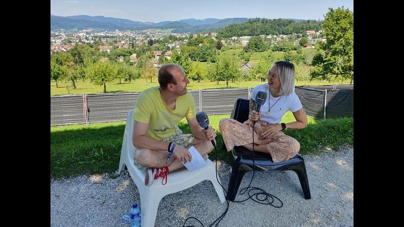 109 MG Talk Stefanie Heinzmann im Interview über Musik und Karriere Heitere OpenAir 19