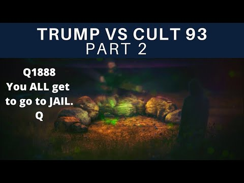 SerialBrain2 Trump vs Kult 93 Der geheime Krieg den Trump gewinnt TEIL 2