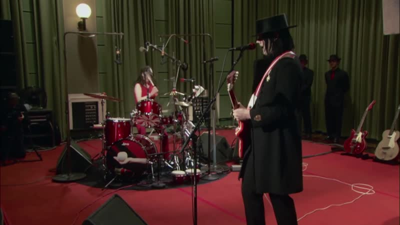 The White Stripes Blue Orchid