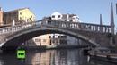 LIVE: Bootstour durch Venedigs verlassene Kanäle