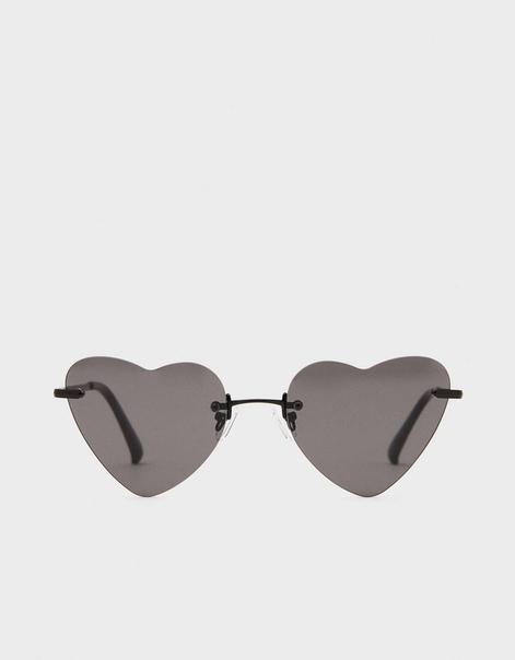 Солнцезащитные очки «Сердечки»