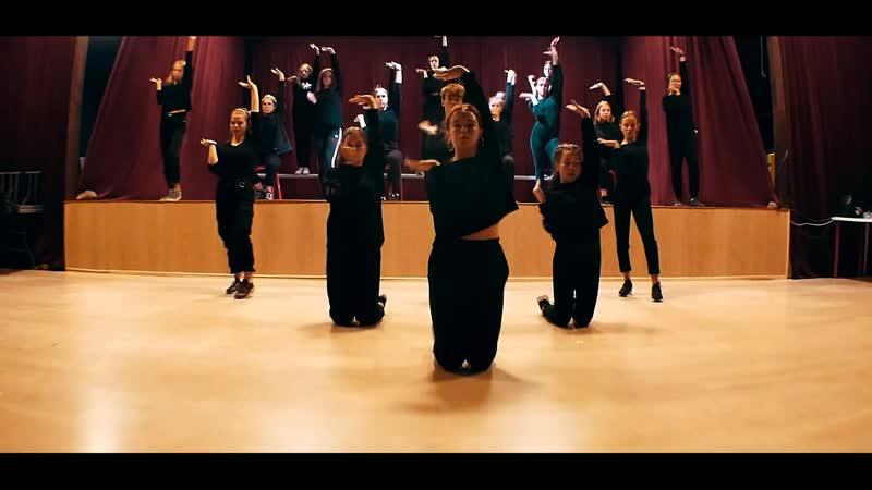 HANDS ORCHESTRA by Elena Lokteva | Поляна Dance Camp | Высшая школа уличного танца Effort