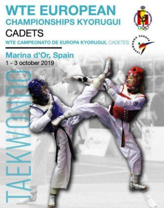WTE Cadet Taekwondo 2019