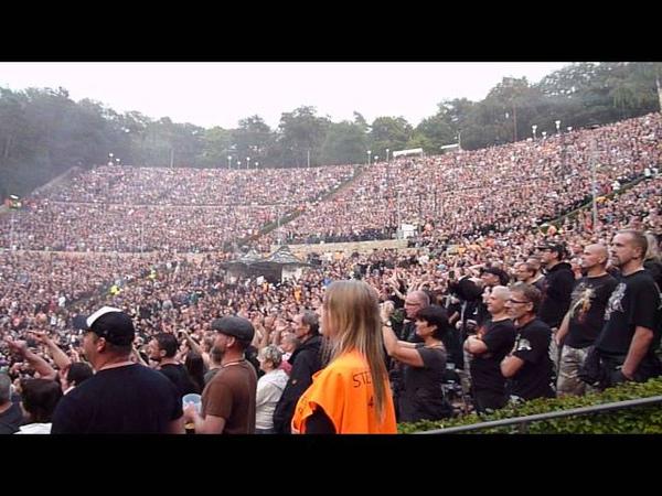 Rammstein Ramm4 Live in Berlin 2016 07 08