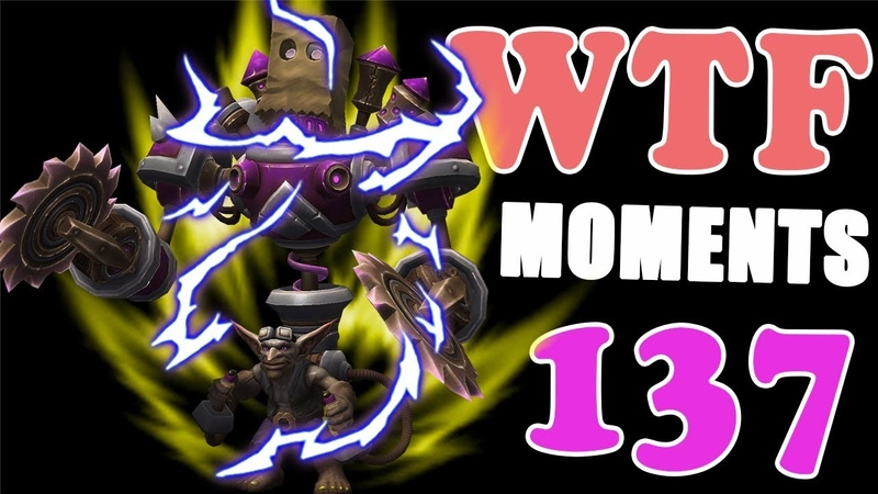 Heroes of The Storm WTF Moments Ep.137