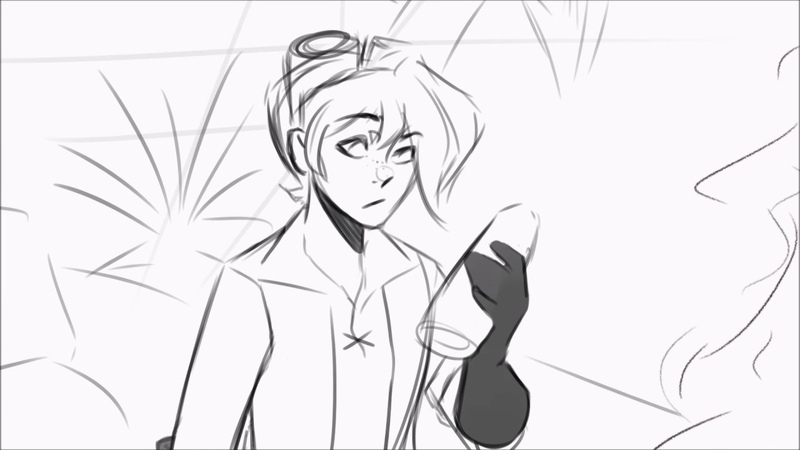 Varian's Happiness FANMADE Tangled The Series Storyboard Animatic