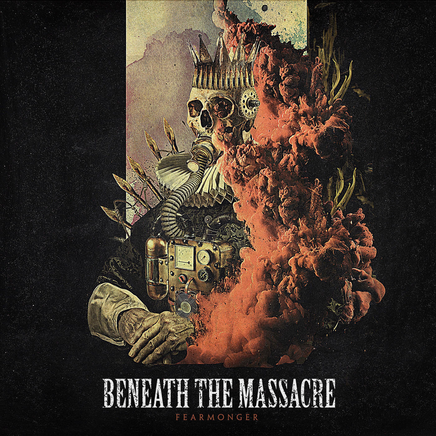 Beneath The Massacre - Treacherous [single] (2020)
