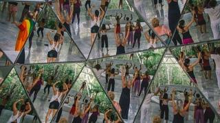 OZEN rajneesh resort - dynamic meditation 2.0