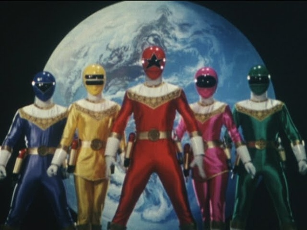 Chouriki Sentai Ohranger - Official Opening Theme and Theme Song | Power Rangers Zeo