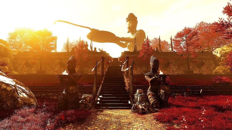 Far Cry 4 - Йоги и Реджи все ролики без прохождения
