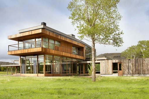 modern ranch home - HD1450×1036