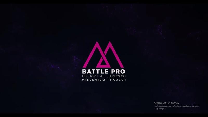 Battle M ALL STYLES FINAL ROUND Archin vs Singa