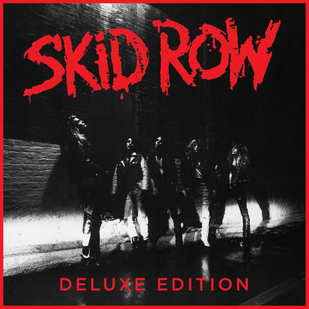 Skid Row - Skid Row (30th Anniversary Deluxe Edition, 2019), 2CD