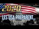 2020 LES USA PREPARENT QUELQUE CHOSE 3e Guerre mondiale