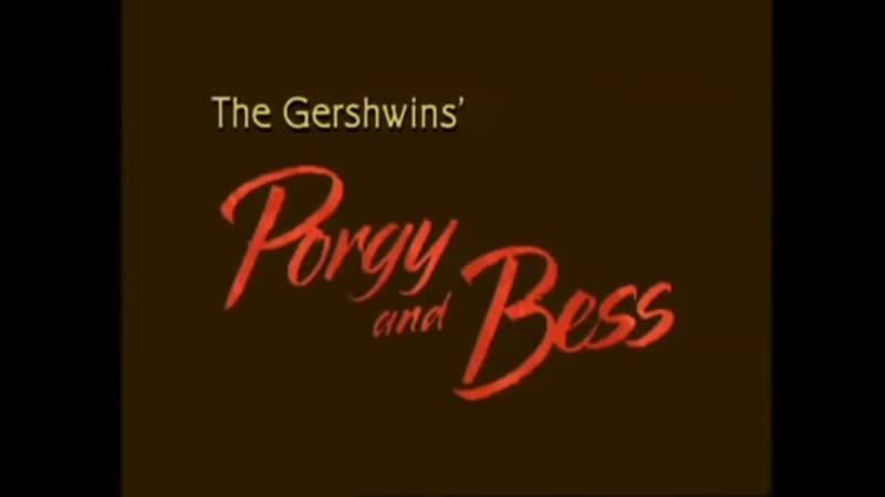 OVERTURE🇺🇸Summertime《PORGY BESS》by George Ira Gershwin Dubosy Dorothy Heyward