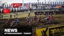 Мотокросс: видео Гран-При Турции MXGP/MX2