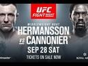 Разбор турнира UFC on ESPN 18: Hermansson vs. Cannonier часть 2