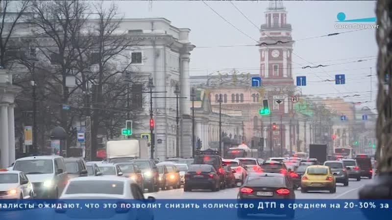 Система оповещения ГИБДД о резком торможении выявит опасные участки дорог