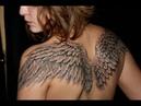 ЖЕНСКИЕ ТАТУ НА СПИНЕ.Выбирай красивые татуировки