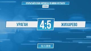Ураган - Шторм /// Кубок по мини-футболу 2019