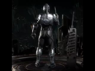 Behold the MK3 Cyber Ninja RoboCop skin, coming to MK11 Aftermath. - - More on this NetherRealm creation and new gameplay footag