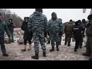 Как в Казани винтят людей. ОМОН против бабушек.mp4