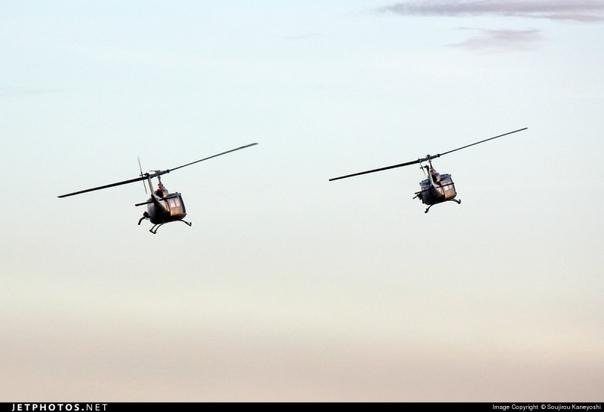 Трофейные Bell UH-1H Iroquois в составе военно-воздушных сил Вьетнама; 2010-е годы