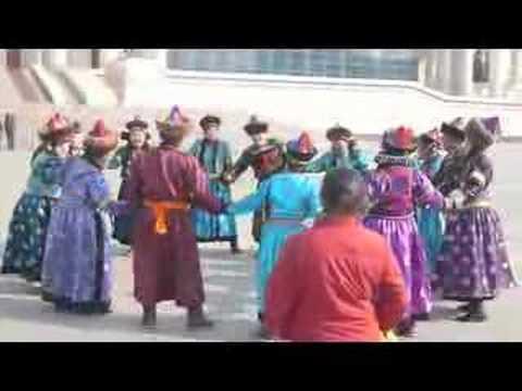 Traditional Buryat Dance