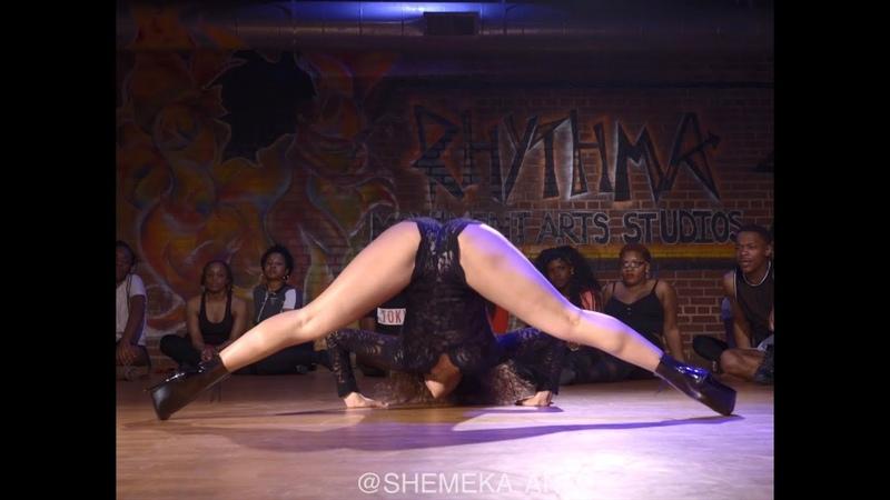 Sevyn Streeter Sex On The Ceiling x She'Meka Ann Choreography