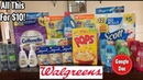 Walgreens Winning | I Almost Gave Up, but I Pushed Through! | Coupon Deals for 9/8 - 9/14